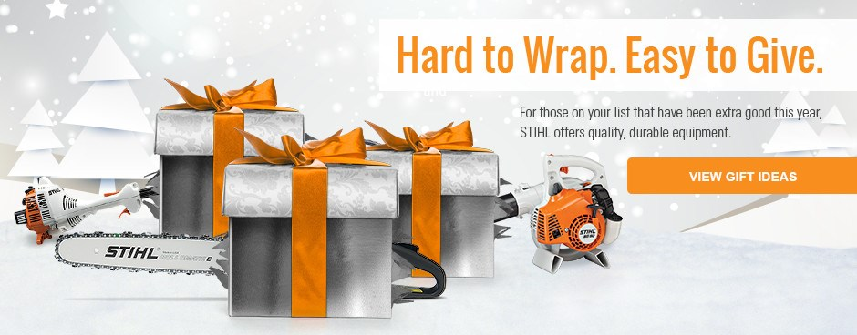 Hard To Wrap. Easy To Give.